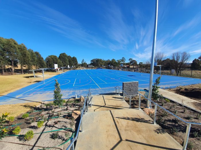 FIT OUT OF ARMIDALE SECONDARY COLLEGE NEARING COMPLETION