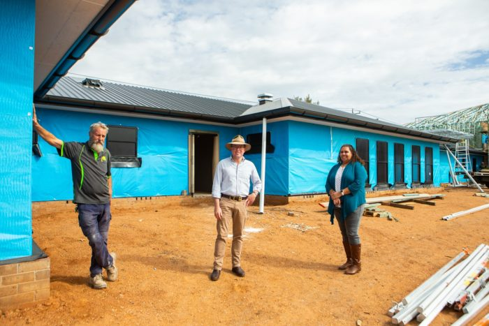 $250,000 'SHOT IN THE ARM' FOR NEW ARMAJUN ABORIGINAL HEALTH CLINIC