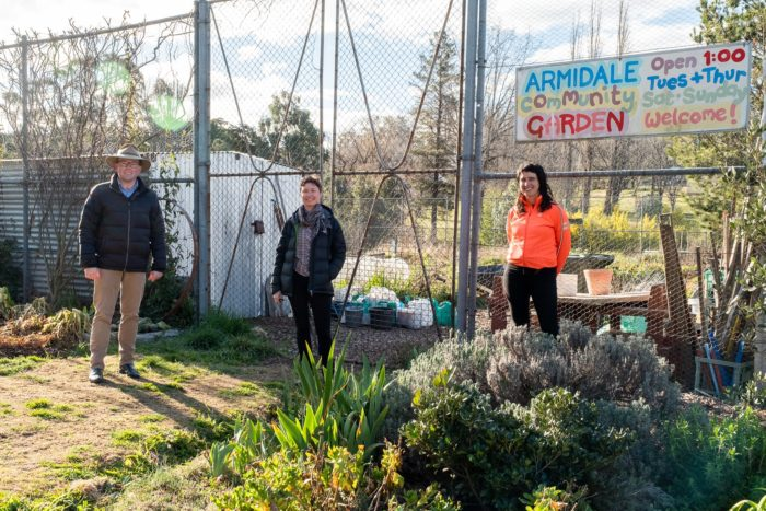 $25,200 BUILDS COMMUNITY RESILIENCE TO CLIMATE CHANGE IN ARMIDALE