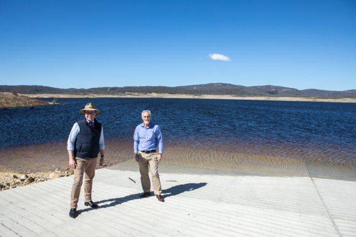 NEW BUILDINGS ON THE RISE AT COPETON NORTHERN FORESHORE: $5.7M UPGRADE