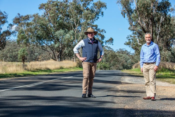 $289,750 ROAD SAFETY UPGRADE FOR GATEWAY TO COPETON DAM