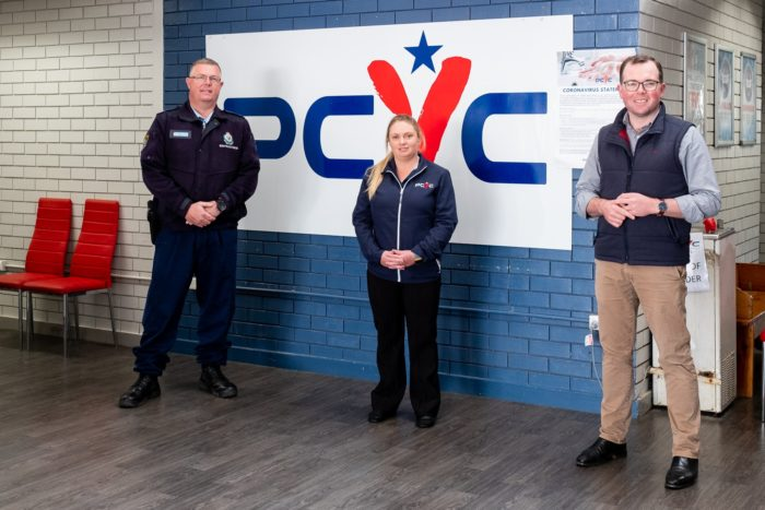 $250,000 FLUSHES NEW AMENITIES INTO MOREE PCYC