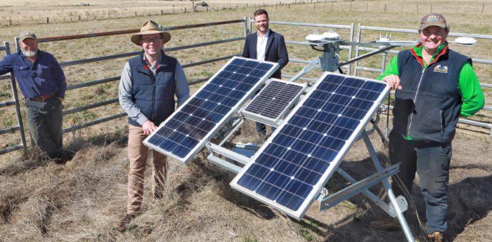 $12.5 MILLION POWERS UP NEW ENGLAND SOLAR FARM BATTERY