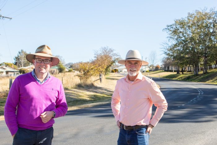 OLD BUNDARRA ROAD MADE NEW WITH $45,196 RESEALING FUNDING