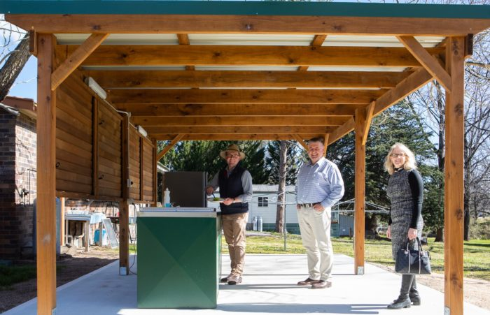 URALLA'S QUEEN STREET CARAVAN PARK GETS A 'REGAL' MAKEOVER