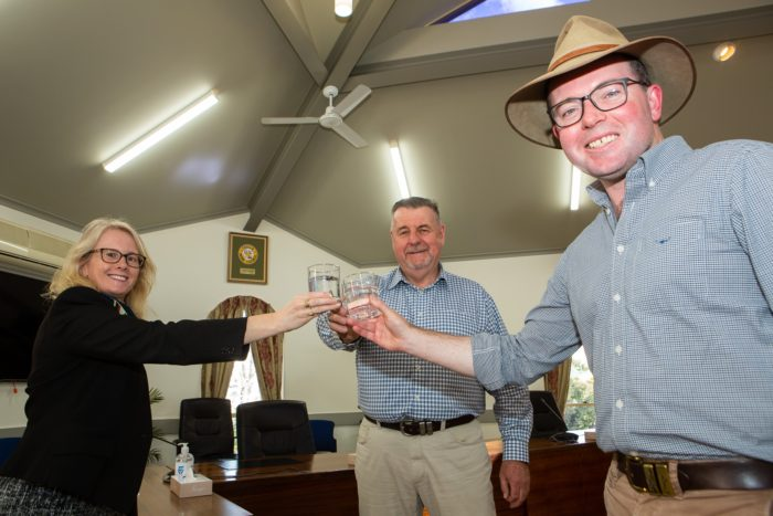 $1.5 MILLION 'DIGS UP' NEW WATER SUPPLY OPTIONS FOR URALLA