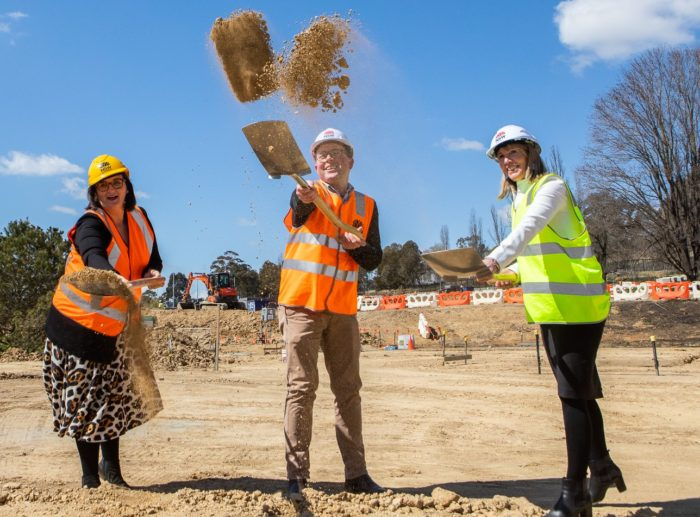 WORK STARTS ON $3M AG HUB AT NEW ARMIDALE SECONDARY COLLEGE
