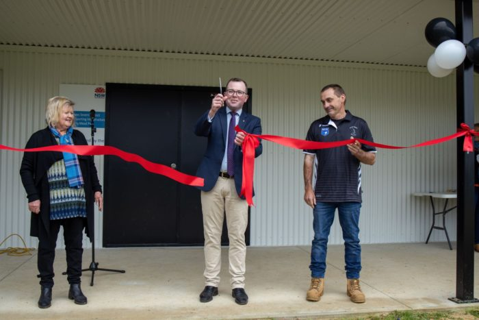 GLEN INNES MAGPIES SOAR WITH THE OPENING OF THEIR NEW CLUB HOUSE