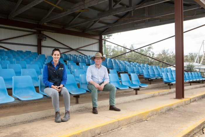$134,651 UPGRADE TO MUNGINDI SHOWGROUND GALLOPS AHEAD