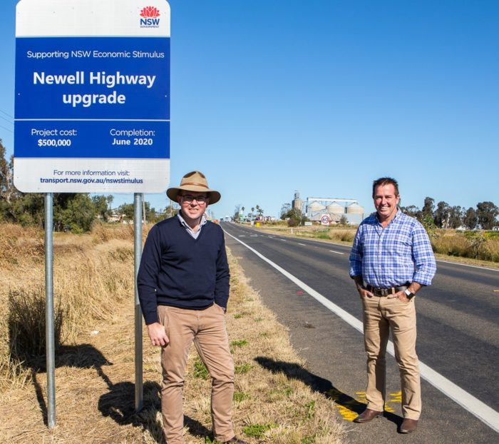 $3.1 MILLION FAST-TRACKS ROAD PROJECTS IN MOREE PLAINS SHIRE