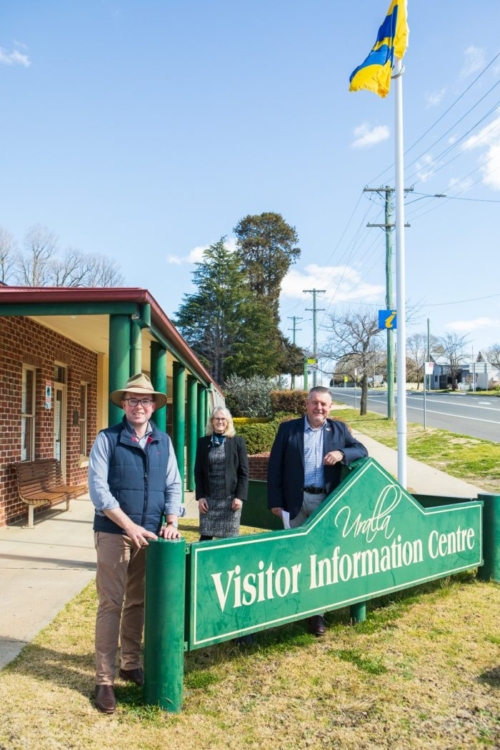 $500,000 REFURBISHMENT FOR URALLA VISITOR INFORMATION CENTRE