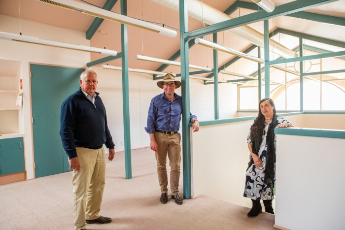 NEW WARIALDA YOUTH HUB SECURED WITH $1 PURCHASE OF 47 HOPE STREET