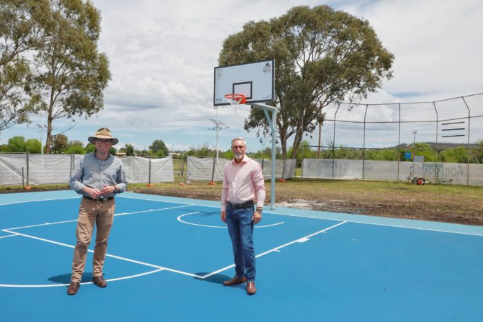 CONSTRUCTION UNDERWAY ON NEW $89,000 INVERELL YOUTH SPACE