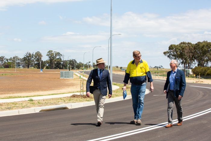 $6.5M ARMIDALE REGIONAL AIRPORT BUSINESS PARK OFFICIALLY TAKES-OFF