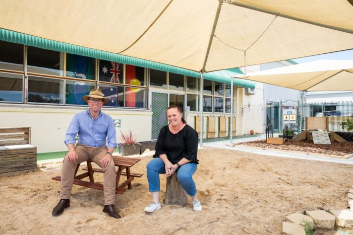 $14,258 PROVIDES EXTRA SHADE FOR INVERELL BUSH PRE-SCHOOL