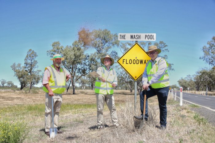 WORK BEGINS ON $7.1 MILLION GWYDIR HIGHWAY WASHPOOL UPGRADE