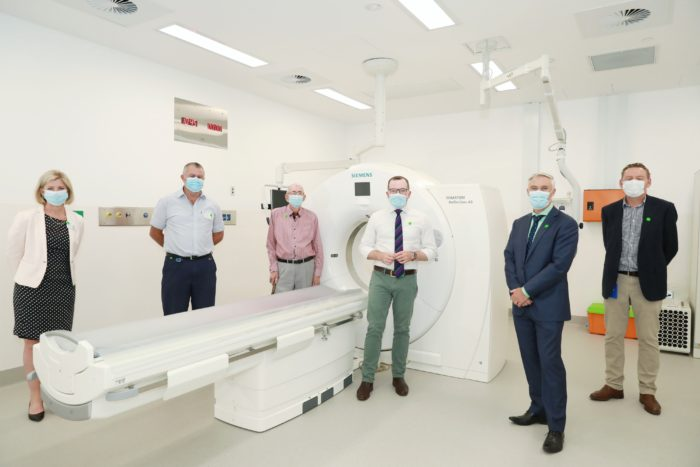NEW $1.3 MILLION INVERELL DISTRICT HOSPITAL CT SCANNER INSTALLED