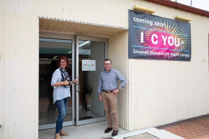 INVERELL YOUTH CENTRE TO BE COMPLETED AND OPENED IN JANUARY