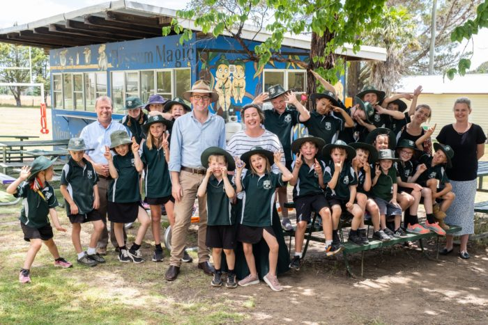 $32,230 HELPS RETURN A PLAYGROUND TO KELLYS PLAINS PUBLIC SCHOOL