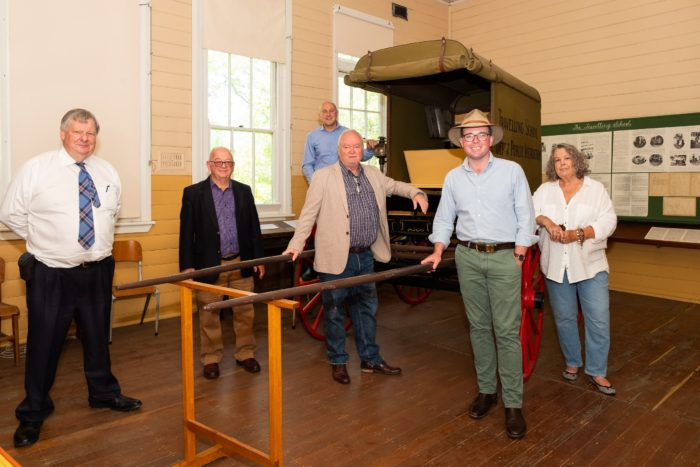 $200,000 REWRITES HISTORY FOR ARMIDALE MUSEUM OF EDUCATION
