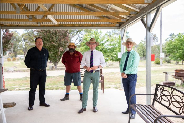 $150,000 BRINGS BACK THE SHINE TO THE TINGHA GEMS CARAVAN PARK