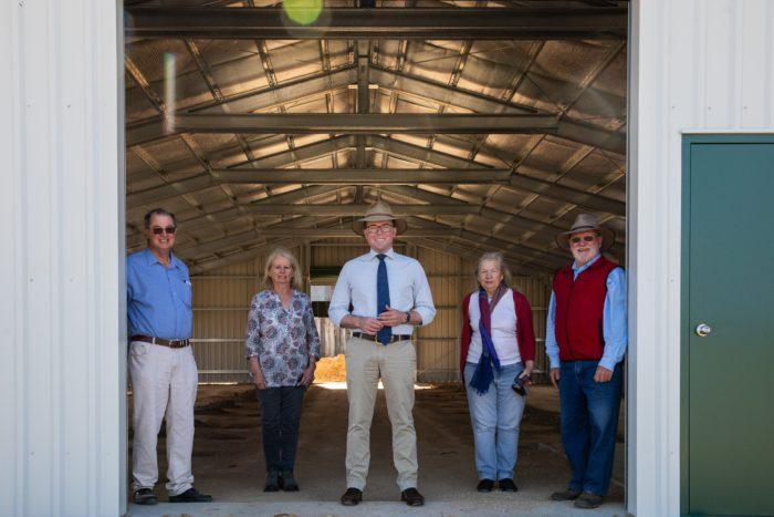EXTRA $57,480 TO HELP INSULATE URALLA SHOWGROUND'S PAVILION B