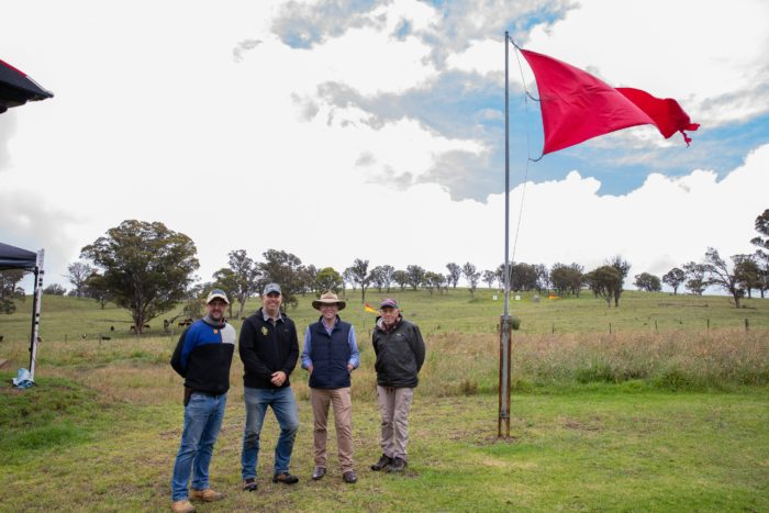 ARMIDALE RIFLE CLUB DRAWS A BEAD ON NEW TARGETS WITH GRANT
