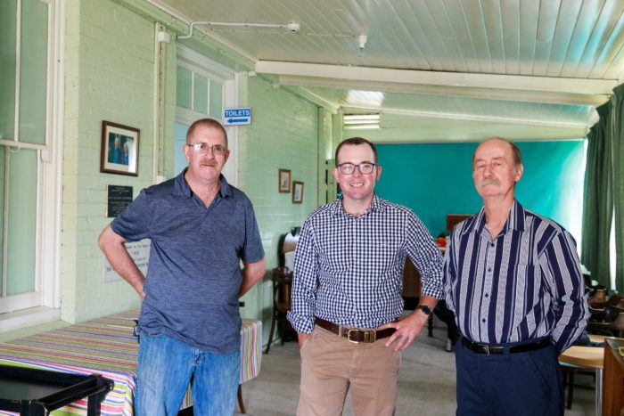 $27,000 SUPPORTS NEW CLUBROOM FOR GLEN INNES MINERAL AND GEM CLUB