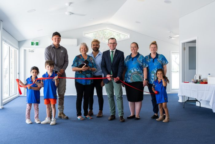 MINIMBAH PRESCHOOL EXTENSION SMOOTHES WAY FOR KINDY ENTRY