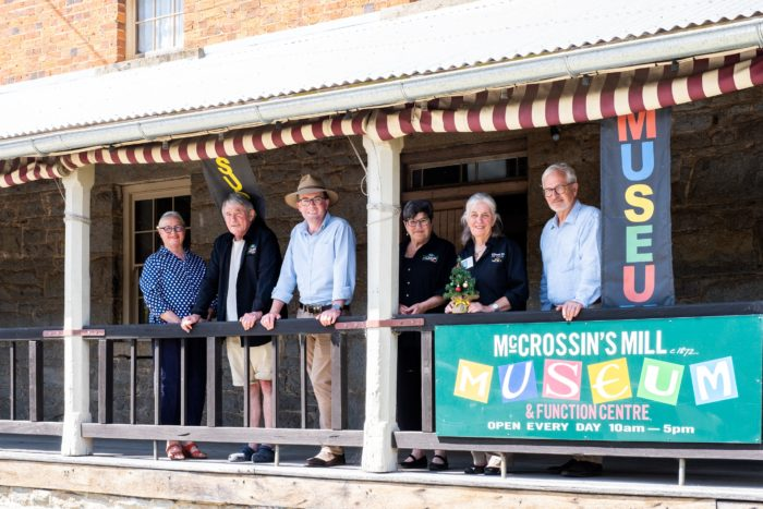 $14,000 TO INSTALL SOLAR PANELS ON URALLA'S HISTORIC MCCROSSIN'S MILL