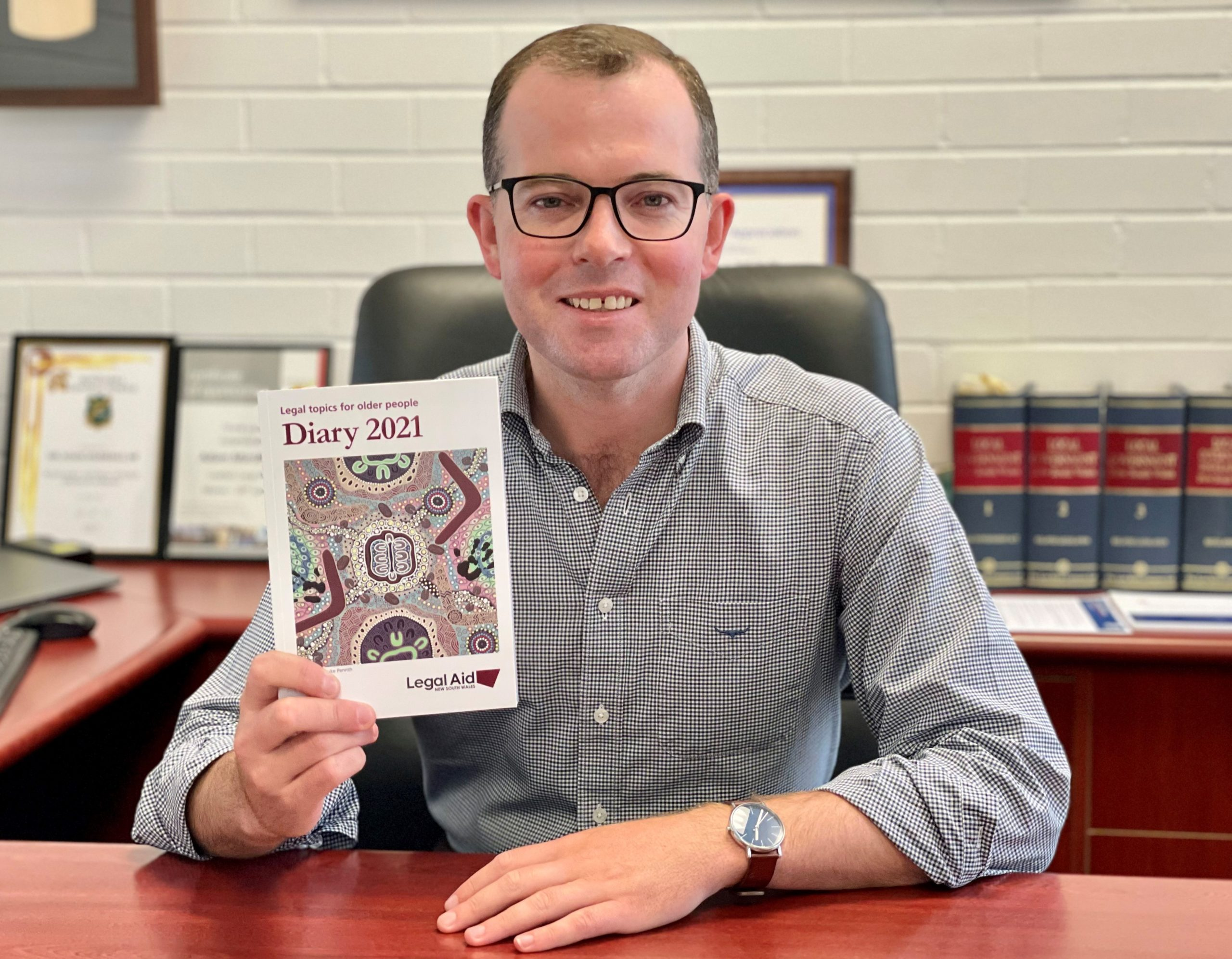 FREE 2021 DIARIES AVAILABLE TO NORTHERN TABLELANDS SENIORS