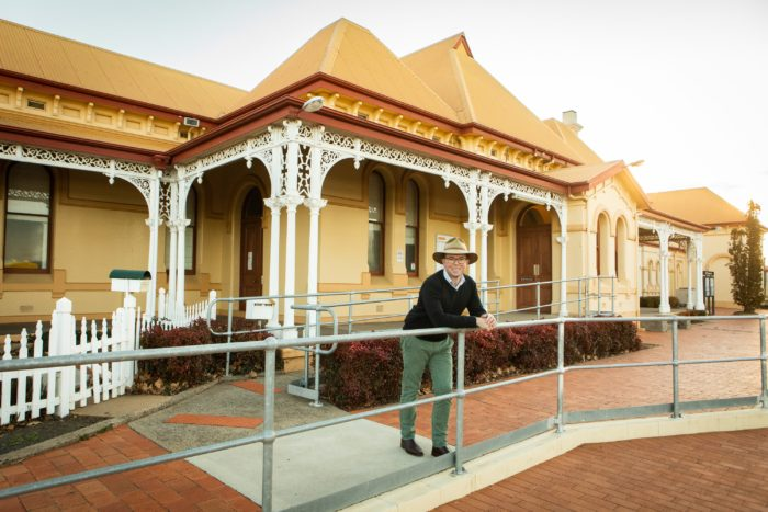 $3 MILLION ARMIDALE RAILWAY STATION UPGRADE HITS END OF THE LINE