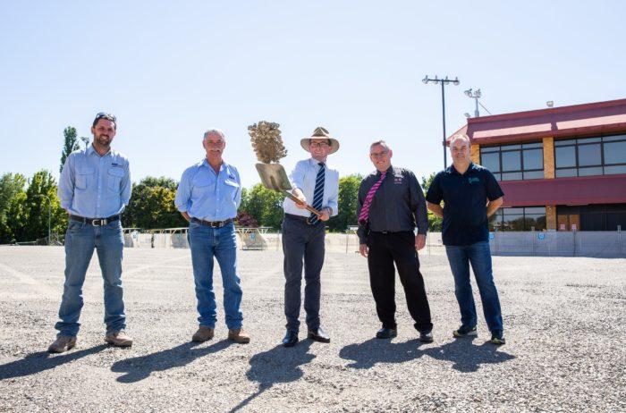 CONSTRUCTION BEGINS ON $7 MILLION ARMIDALE SERVIES MOTEL