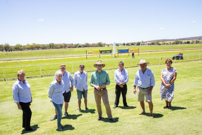 INVERELL JOCKEY CLUB GALLOPS HOME WITH $45,807 ELECTRICAL UPGRADE