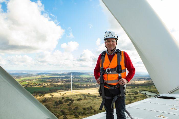 PREPARING TO ENERGISE AUSTRALIA'S LARGEST RENEWABLES ZONE