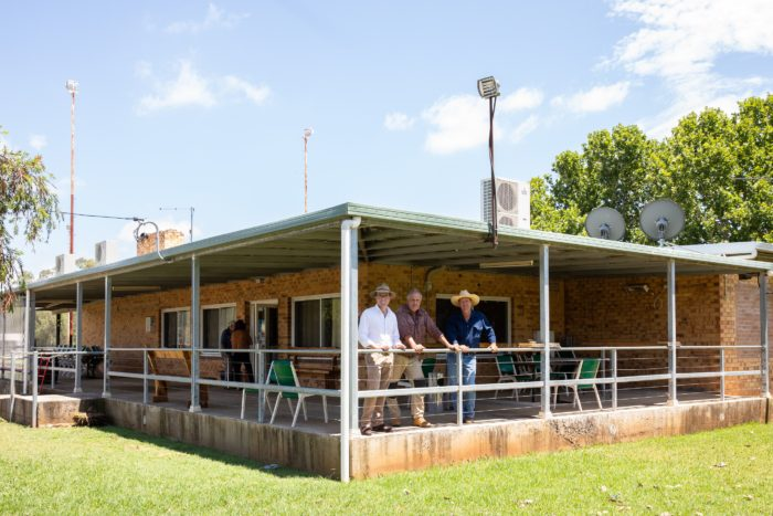 $26,500 SOLAR AND PIZZA DELIVERY FOR UPPER HORTON SPORTS CLUB