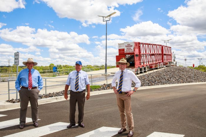 $1.3M WARIALDA TRUCK WASH A CLEAN WAY FORWARD FOR LIVESTOCK SECTOR