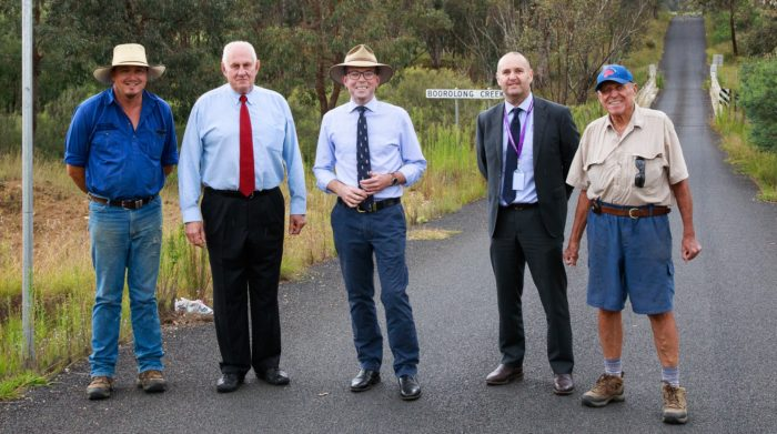 OLD BOOROLONG CREEK BRIDGE TO BE REPLACED WITH $1.2 MILLION GRANT