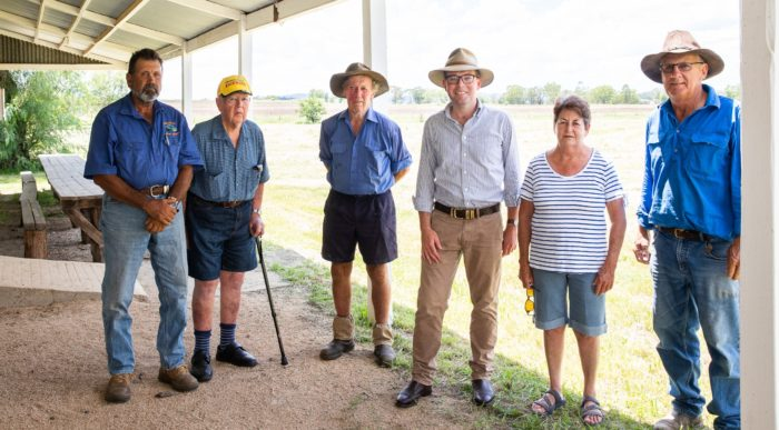 ACCESSIBLE AMENITIES TO BE BUILT AT MYALL CREEK MEMORIAL HALL