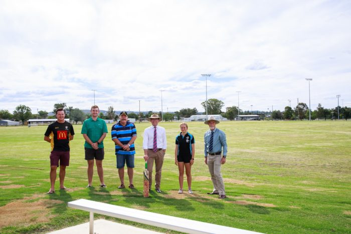 NEW ATHLETICS AND CRICKET PRECINCT A GOLD MEDAL FOR INVERELL