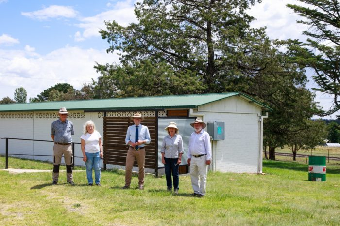 $44,061 TO IMPROVE DISABILITY ACCESS AT URALLA SHOWGROUND