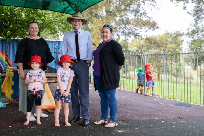 INVERELL PRESCHOOLS SHARE IN $88,775 FUNDING FOR UPGRADES