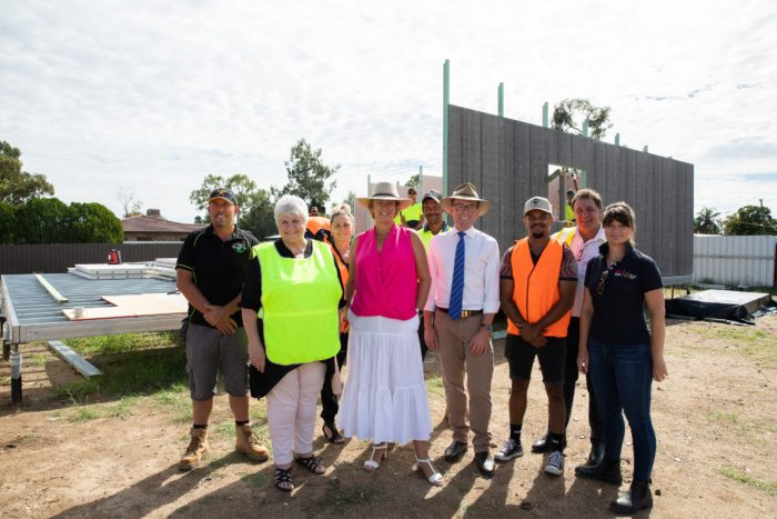 MOREE FAMILIES TO BENEFIT FROM 13 NEW HOMES AND LOCAL EMPLOYMENT