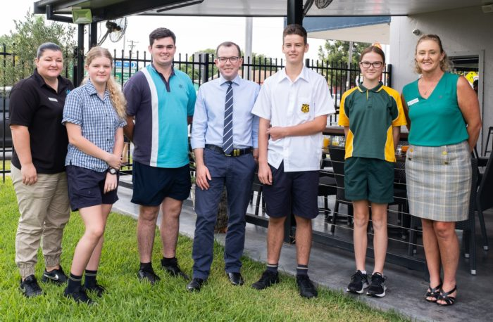 MOREE YOUTH CAMPS CONNECT YOUNG PEOPLE TO DRUG & ALCOHOL SUPPORT