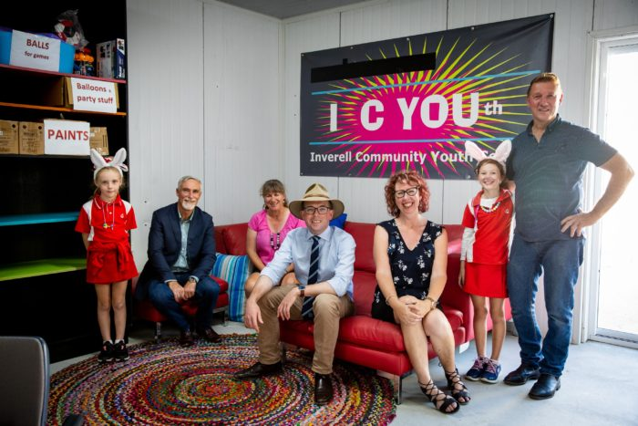 ICYOUTH CENTRE OPENS ITS DOORS TO POSITIVE CHANGE IN INVERELL