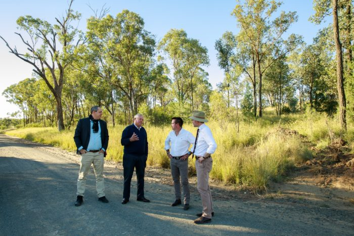 $1.8 MILLION TO UPGRADE OREGON ROAD IN THE GWYDIR SHIRE