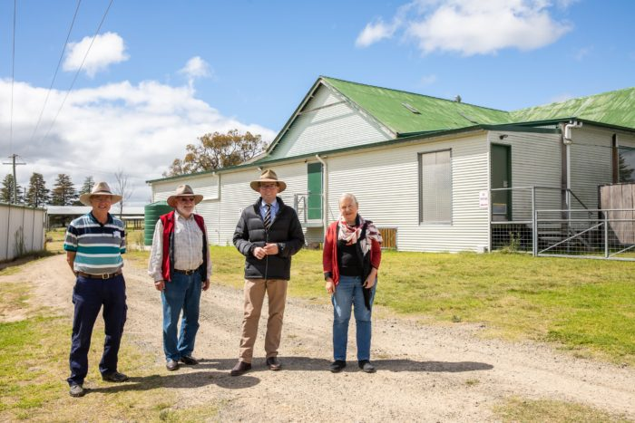 $11,550 GRANT POWERS UP URALLA SHOWGROUND SOLAR PROJECT