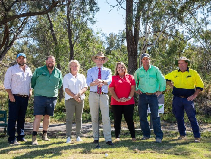 MUNGINDI SPORTS CLUBS LAND $6,323 FUNDING FOR NEW EQUIPMENT