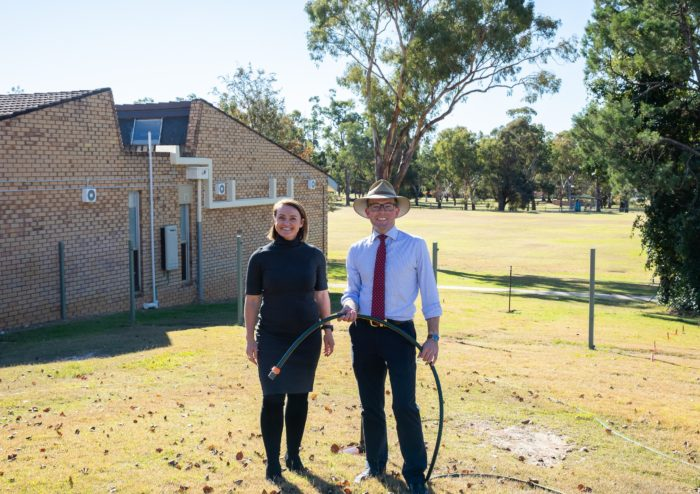 $14,977 SWEETENER FOR NATIVE BEE PROJECT AT WARIALDA HIGH SCHOOL