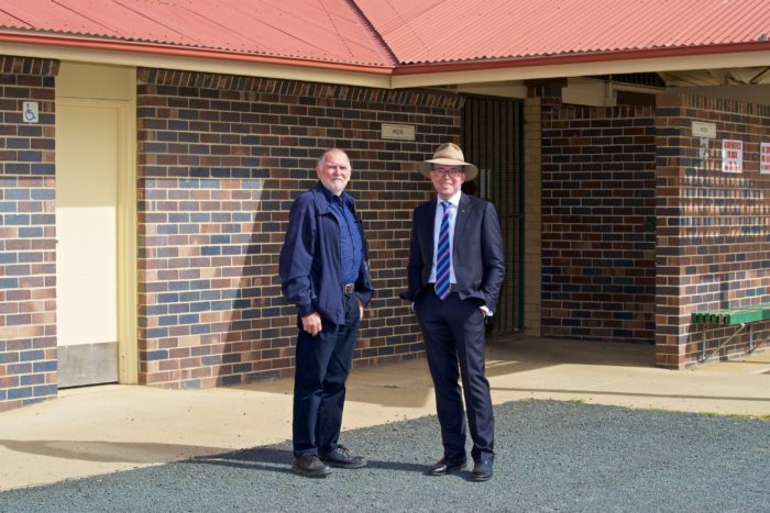 $146,175 FOR CONTINUED RESTORATION OF ARMIDALE SHOWGROUND BUILDINGS